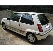 Fiche Technique Renault Super 5  Auto Titre