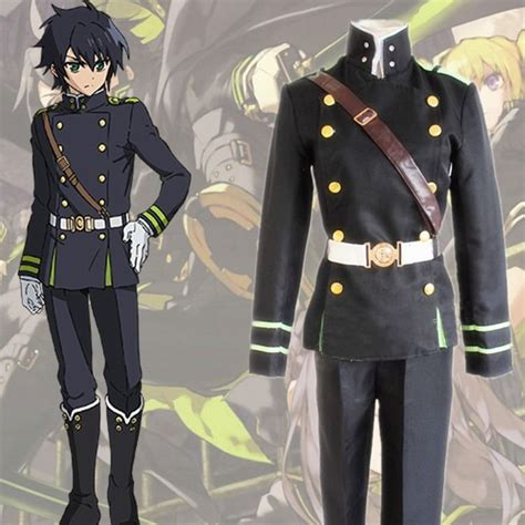 japan anime seraph of the end yuichiro hyakuya