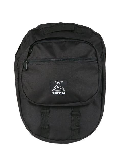Gudang Fashion Tas Laptop Distro Cordura Black tonga 31hi003508 klikindomaret
