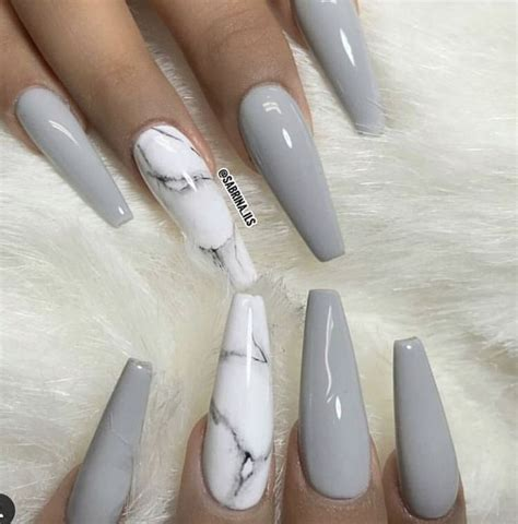 light grey nail best 25 gray nails ideas on matte nail