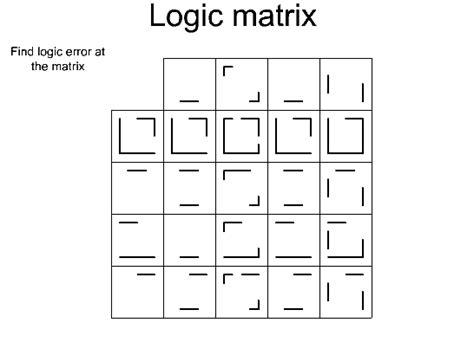 printable logic matrix puzzles matrix logic printable puzzles