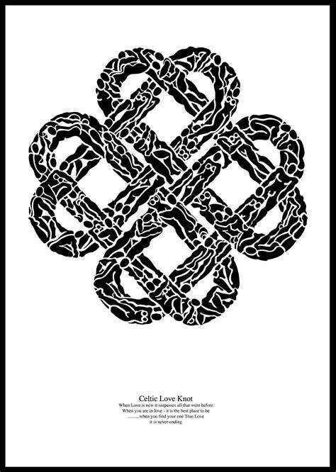 Celtic love knot | I N K | Celtic knot tattoo, Celtic love