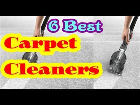 best rug cleaners to buy best carpet cleaners to buy in 2017