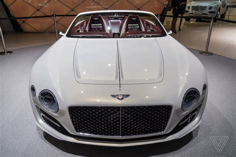 bentley concept car bentley challenges tesla s idea of electric luxury with a