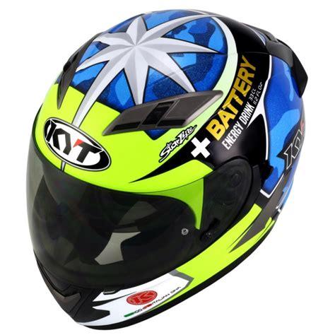 Helm Kyt Espargaro aleix espargaro kyt falcon replica helmet replica race