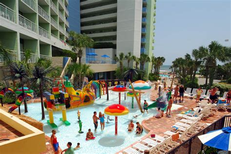 3 Bedroom Suites Myrtle Beach Sc our exciting childrens water park features rain makers and