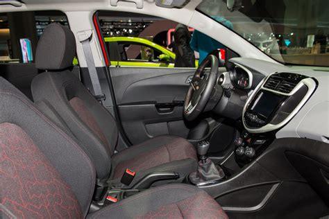 2017 chevrolet sonic hatchback rs interior 2016 new york