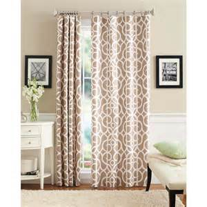 Better Homes Curtains Better Homes And Gardens Marissa Curtain Panel Walmart