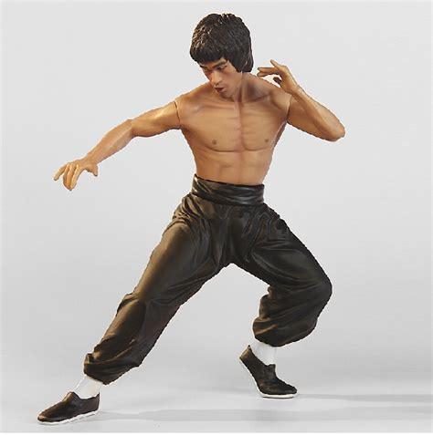 Figure Bruce 1 custom bruce model figure plastic figure