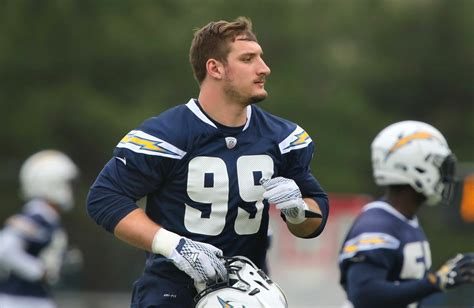 Color Of The Year 2016 chargers rookie joey bosa adapts to nfl monsters the