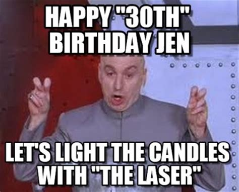 Birthday Meme 30 - best 30th happy birthday funny meme 2happybirthday