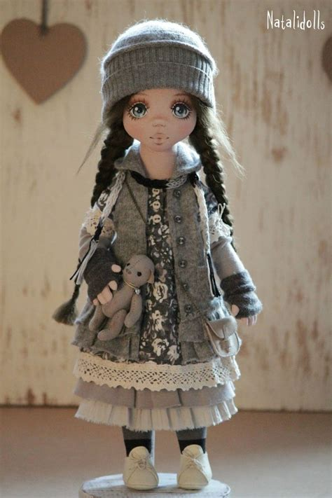 Handmade Doll Tutorial - 1000 images about cloth doll tutorials on