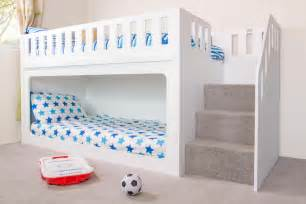 Bunk Bed With Stairs Uk Deluxe Funtime Bunk Bed Single Bunk Beds Beds Funtime Beds