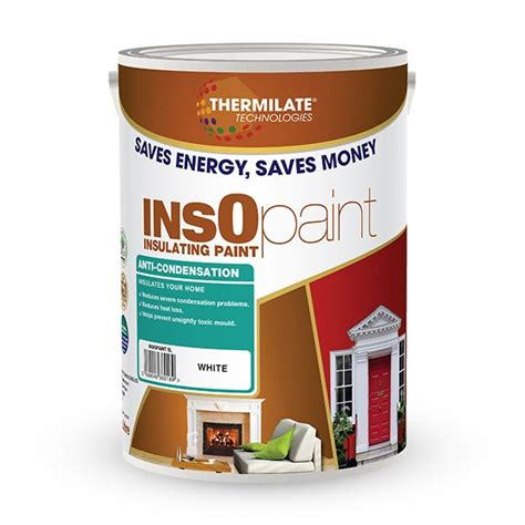 Acrylic Emulsion Paint thermo insulating paint insopaint anti condensation