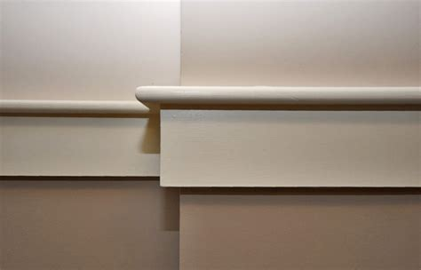 Chair Rail Detail by Cape Lineal Inc Architects Builders