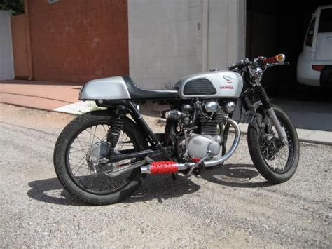 buy 1973 honda cb350 cafe racer on 2040 motos