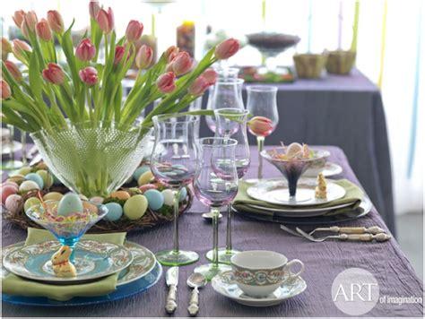 Pottery Barn Table Linens Easter Table Settings Amp Decor Ideas Art Of