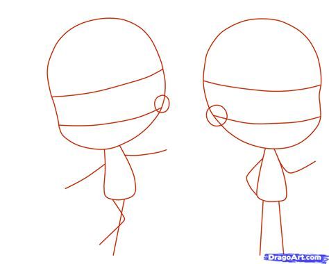 How To Draw A Chibi Person Step By Step Chibis Draw How To Draw A Chibi Boy