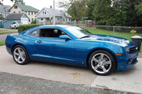 aqua camaro aqua blue metallic camaro autos weblog
