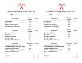 How To Do A Blind Wine Tasting Gingerbread House Party Score Card Hmh Designs