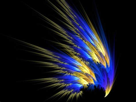 colorful feather speaking colorful feathers