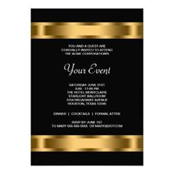 event invitations templates corporate invitations