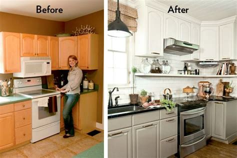 space above kitchen cabinets ideas kitchen cabinet space6 kitchen before and after utilizing