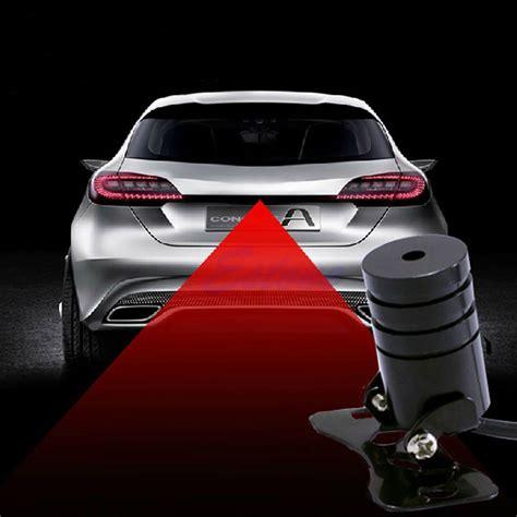 Car Universal Aluminium Rear Laser Fog Light Taillight Model Bola car universal aluminium rear laser fog light taillight model bola black jakartanotebook