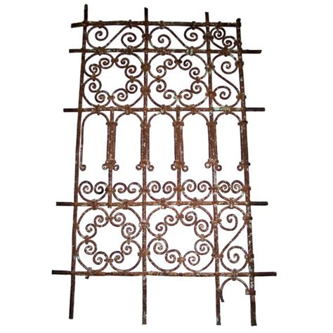 wrought iron decorative wall panels five islamic wrought iron wall decorations or sculptures