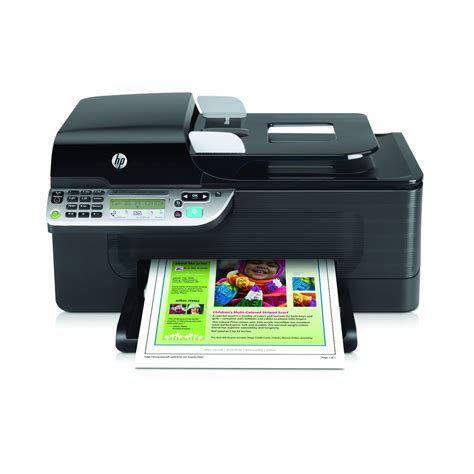 Office Jet 4500 by Hp Officejet 4500 Wireless All In One Printer 28ppm A4