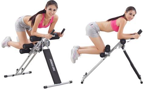 Alat Fitnes Power Plank Power Plank Ab Alat Pengecil Perut Alat Fitness