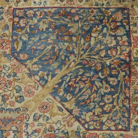 lavare tappeto tappeto kerman lavar antico iran tappeti