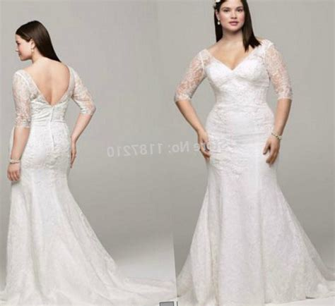 Discount Wedding Gowns by Plus Size Discount Wedding Dresses Pluslook Eu Collection