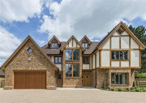 Home Design Uk Scandia Hus Mayfield House Timber Frame Traditional Design