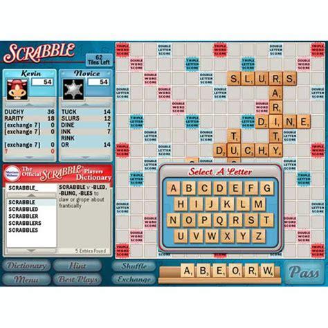 is bu a scrabble word scrabble indir scrabble oyunu indir