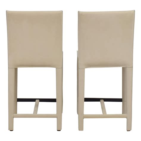 Crate And Barrel Leather Counter Stools by 61 Crate And Barrel Crate Barrel Folio Leather