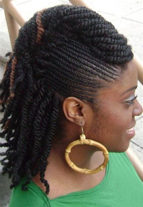 Latest Braided Hairstyles For Black Women 2014 14   Life n Fashion