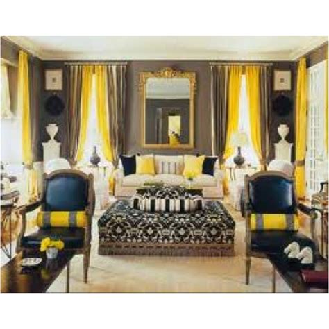 black grey and yellow living room yellow black and gray living room for the home