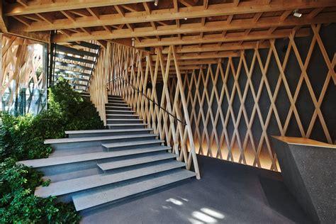 wood architecture the hellish art of japanese interlocking wooden architecture revived at sunnyhills minami aoyama
