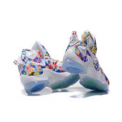colorful lebrons nike lebron 13 colorful white shoes