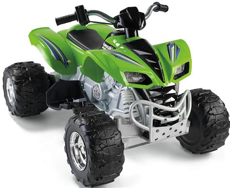 Kawasaki Ride On by Power Wheels Ride On Kawasaki Kfx Atv Electric