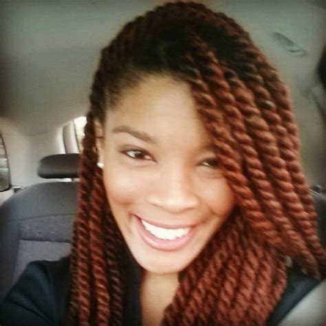 cuban hair twists yarn twist love the color hair pinterest protective