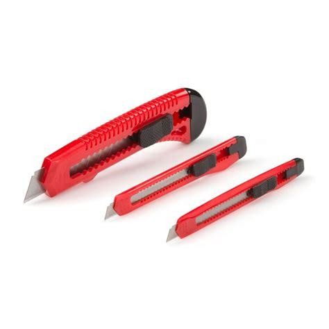 Snap On Kitchen Knives by Tekton Snap Knife Set 3 96907 The Home Depot