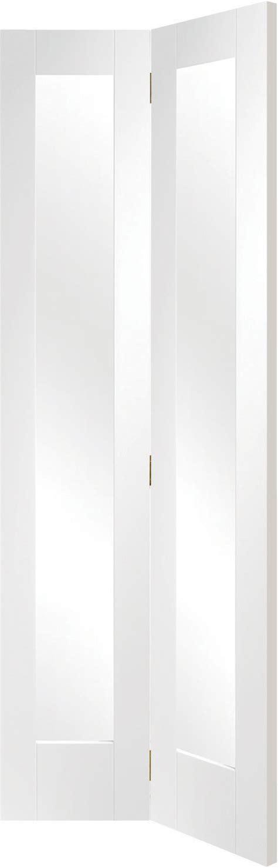 pattern 10 white glazed door pattern 10 glazed bifolding internal solid white doors