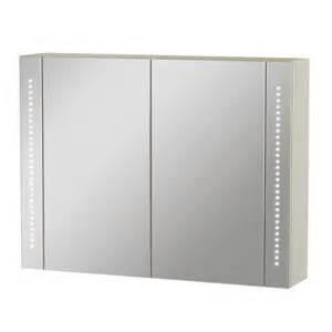 armoire de toilette 2 portes miroir pas cher planetebain