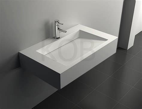 solid surface bathroom sinks trough sinks solid surface bathroom wash basin buy