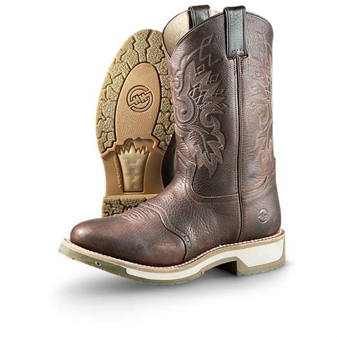 h and h boots s h boots 174 11 quot roper western boots briar