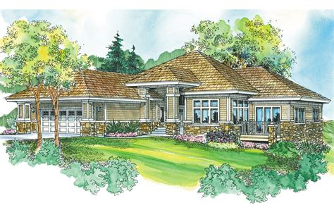 prairie house plans prairie style house plans meadowbrook 30 659
