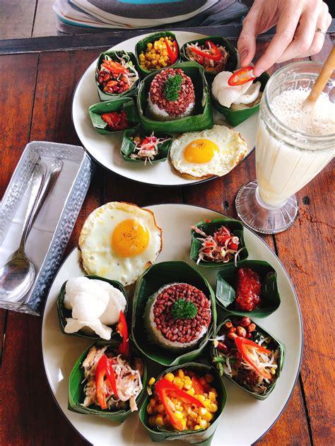 makan   ubud intip daftar tempat makan  selama