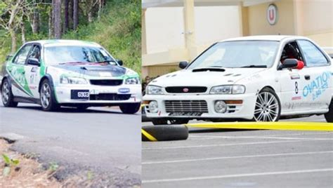 motors mega mauritius car rally second edition of motor racing events localized